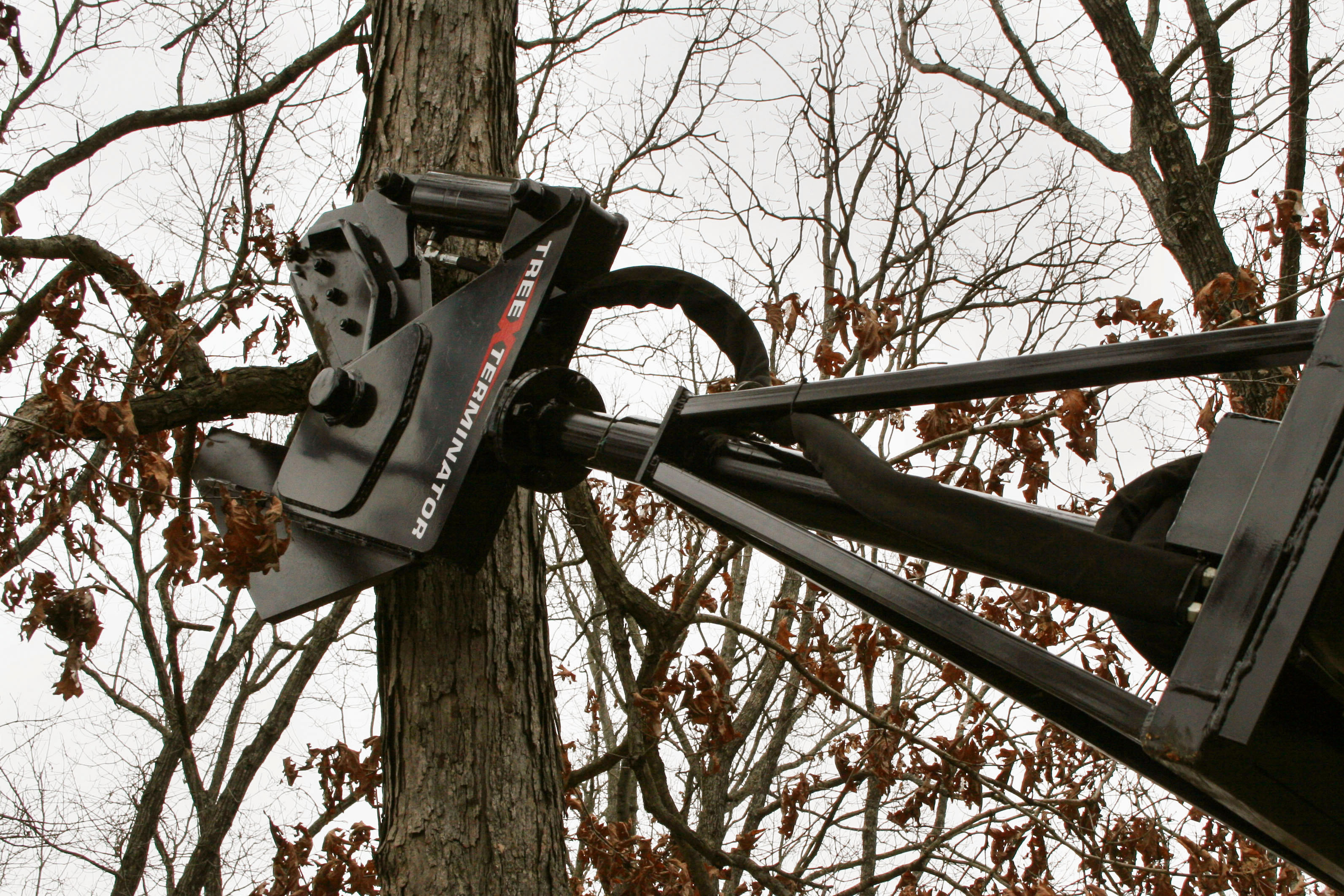 Rotating Tree Shear by Grace Manufacturing