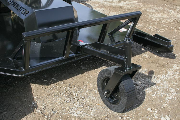 Tree Terminator Rotary Mower by Grace Manufacturing