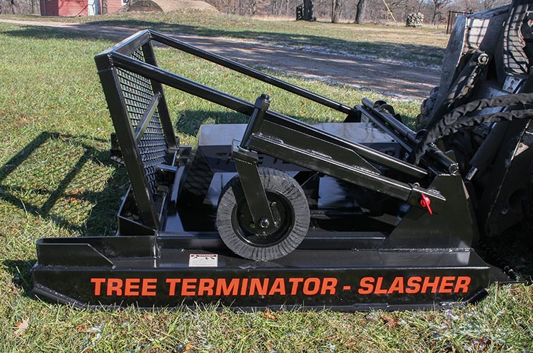 Tree Terminator Slasher by Grace Manufacturing
