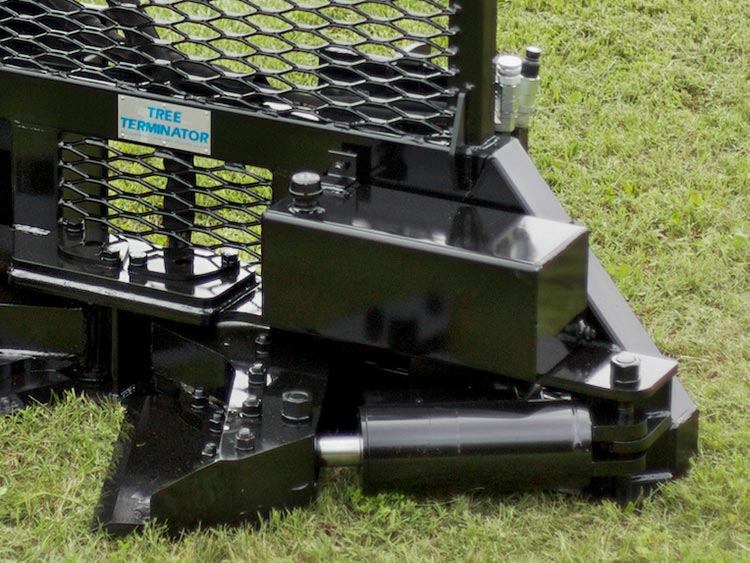 Tree Terminator Attachments and Options by Grace Manufacturing