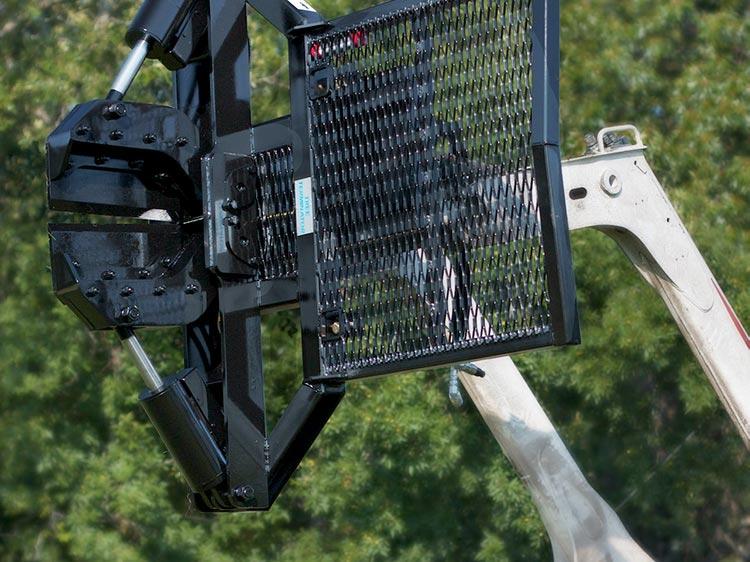 Tree Terminator tree shear option swivel kit by Grace Manufacturing